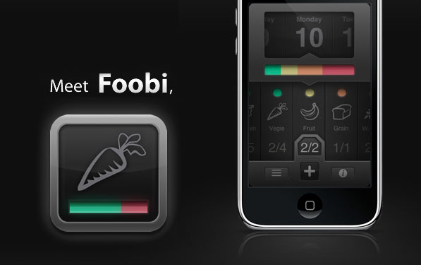 Foobi. So beautiful you'll be forced to use it.