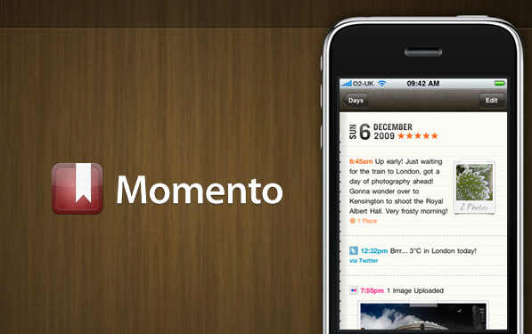 Momento – It's Your Life's story, Beautifully Told