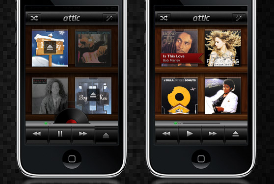 Attic – Rediscover your albums
