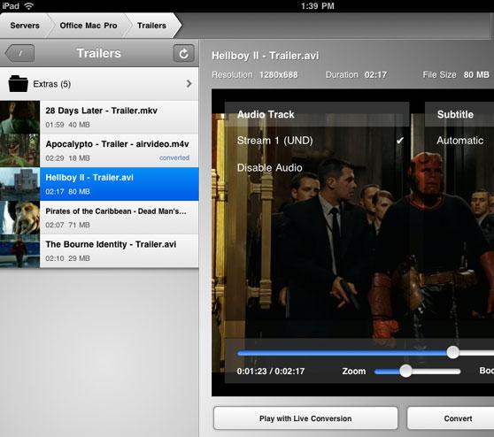 Air Video on iPad – Coming Soon