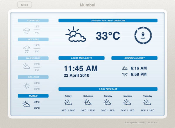 Weather Station Pro, the good kind of weather