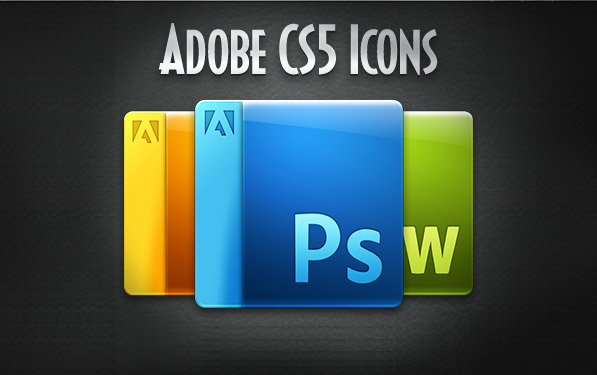Post image for Adam Betts' CS5 Replacement Icons