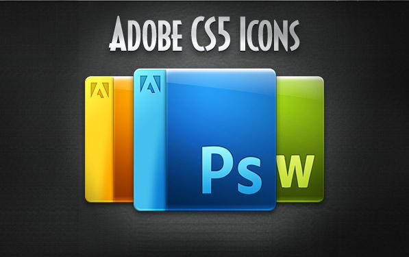 Adam Betts' CS5 Replacement Icons