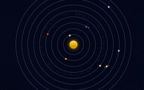 solar system. Our Solar System – An