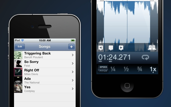 Learn music on the fly with Capo for iPhone