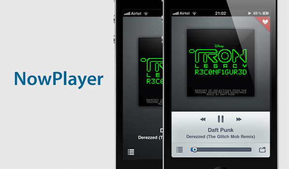 NowPlayer App