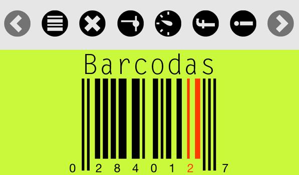 Barcodas: Have fun with barcodes