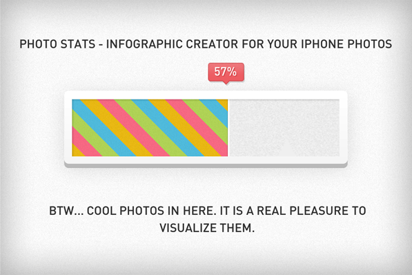 Photo Stats – Your Own Sexy Infographic