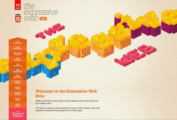 The Expressive Web