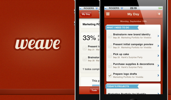 Weave is Your To-Do for Work Management