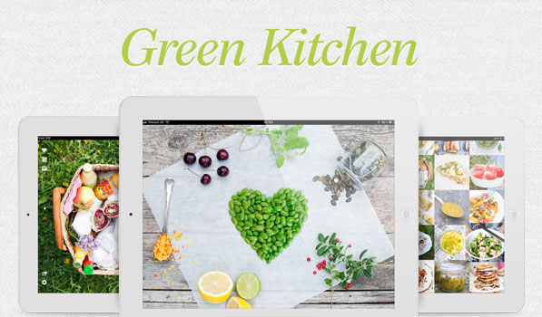 Green Kitchen iPad App
