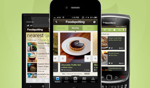 Foodspotting — The Visual Guide to Good Food