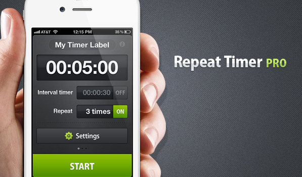 Repeat Timer Pro