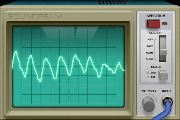 Soundbeam — Visualize the Sounds You Hear Around You