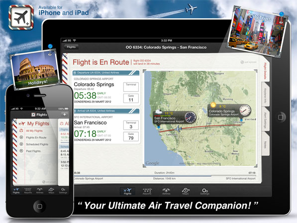 Flight+ is Your Gorgeous Travel Companion