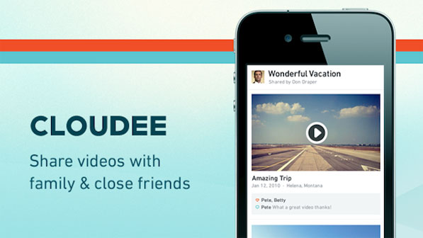 Post image for Cloudee — Video Sharing via The Cloud