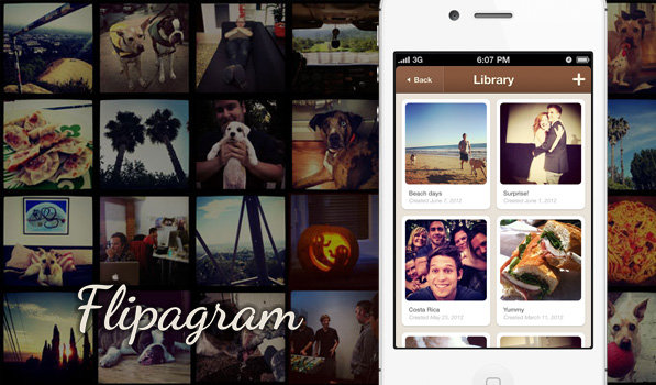 Flipagram Turns your Instagram Photos into a Video Slideshow