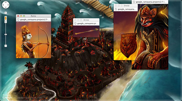 The Most Epic Narrative of Ramayana on the Internet