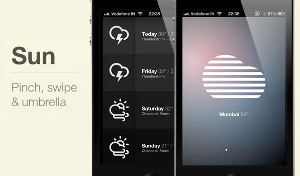 Sun — Web Weather Brilliance