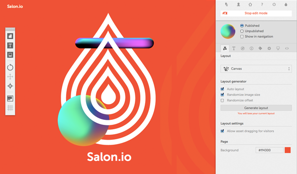 Salon.io — What you see is what it is [Sponsor]