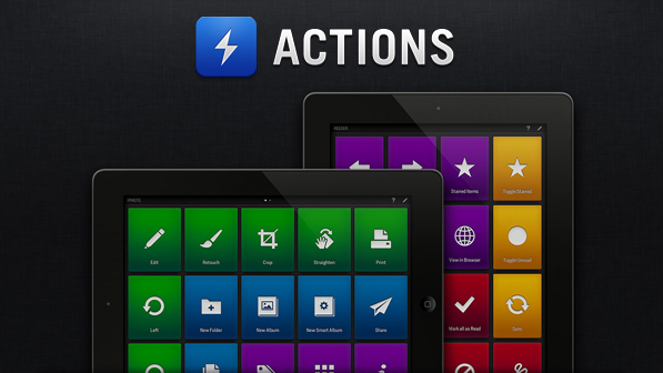 Actions Lets You Control Your Mac or PC App Actions from Your iPad