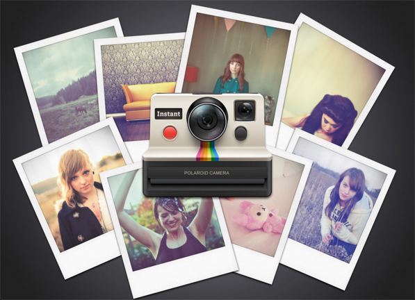 Instant is the Best Polaroid Camera App for iOS or Mac