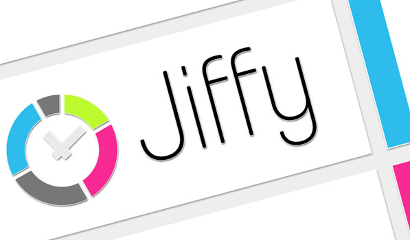 Jiffy Keeps Track of Your Precious Time