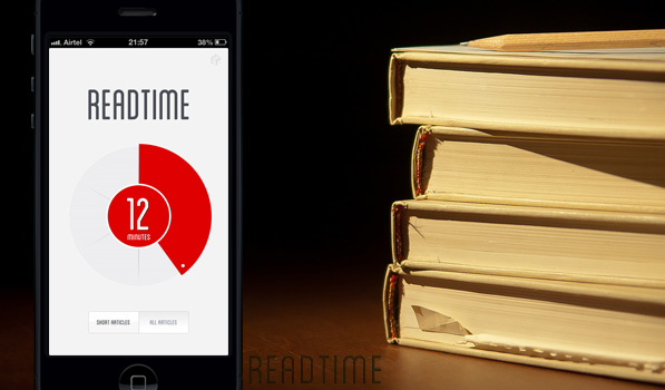 Readtime Helps You Catch Up on your Reading List