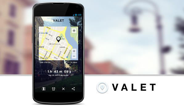 Valet for Android Remembers Where You Parked