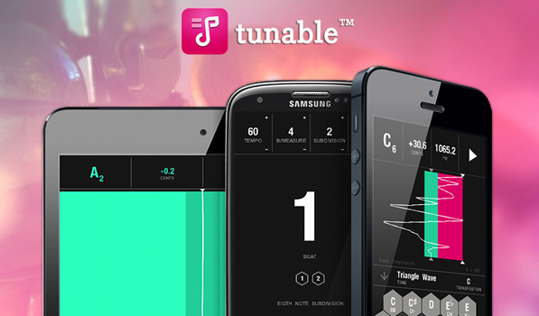 Tunable Is a Great Looking Multi-Utility App for Musicians