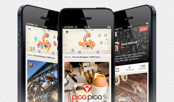 Pica Pica — Create and Explore Handy City Guides on your iPhone