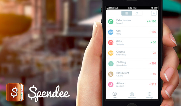 Spendee is a Remarkably Good Expense Tracker for your iPhone