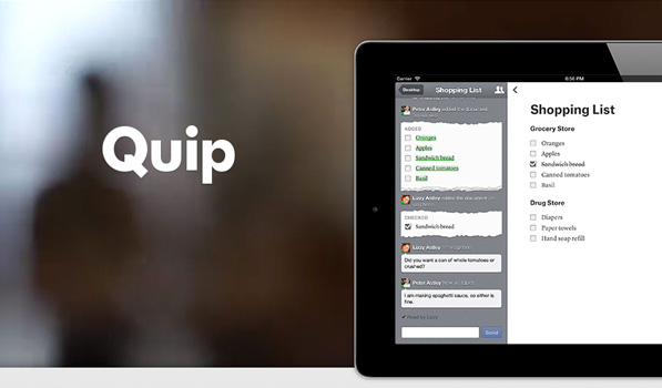 Quip Is a Modern, Collaborative Word Processor and More