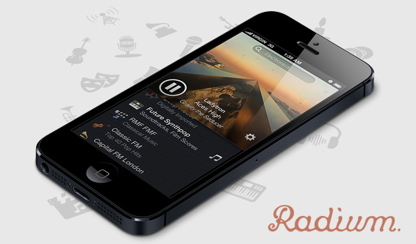 Radium for iPhone