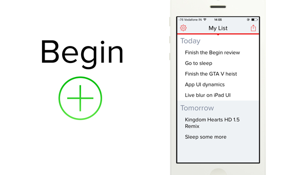 Begin Your Productive Day With This Lovely App