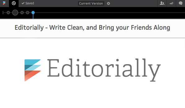 Editorially — Write Clean, and Bring your Friends Along