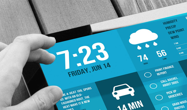 Morning for iPad Wants You to Start Your Day Right