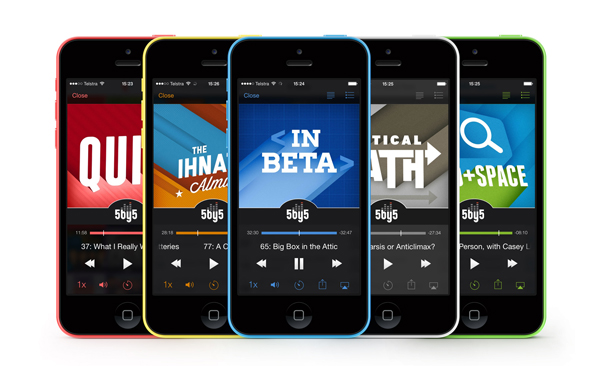 Pocket Casts 4 for iOS