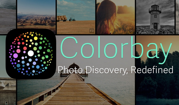 Colorbay — Browse Stunning Photos on your iPad