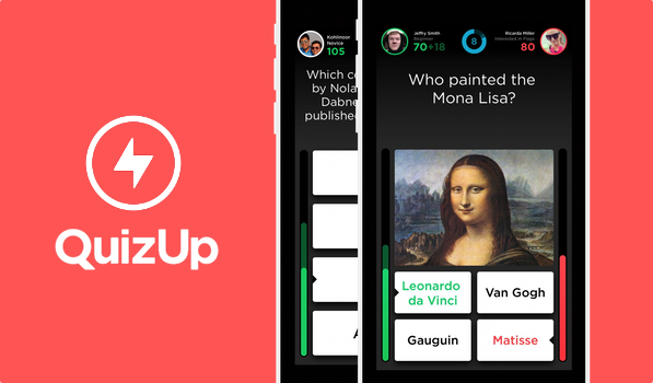 QuizUp — Addictive. Challenging. Fun.