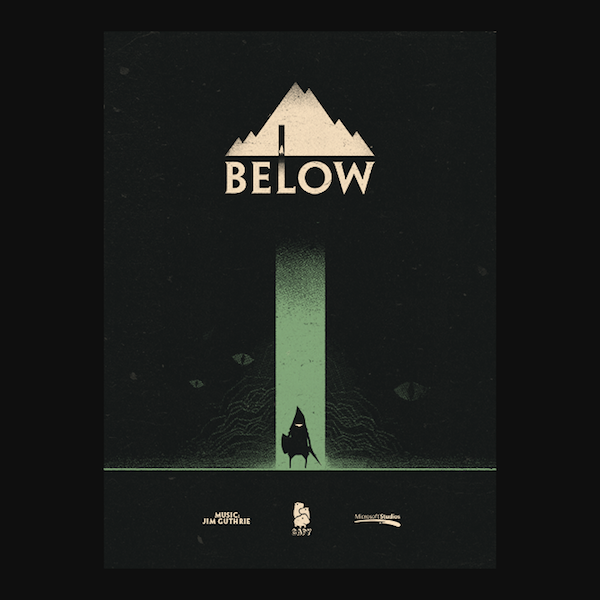 below-key