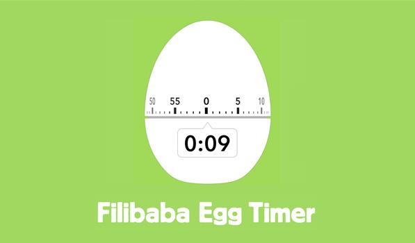 Filibaba Egg Timer