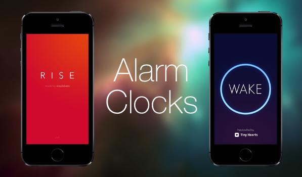 Two Amazing iOS Alarm Clock Apps Receive Beautiful Updates