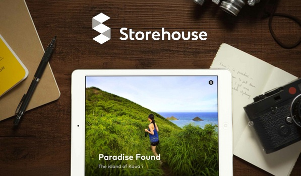 Storehouse — Stunning Photo Stories on your iPad