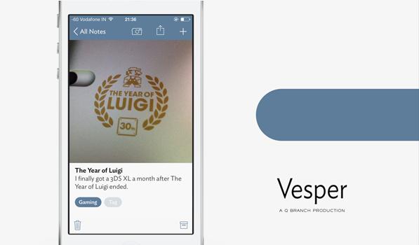 Vesper — Polished Elegance
