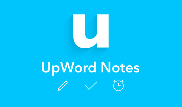 UpWord Notes