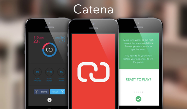 Catena – A Beautiful Word Game That Will Challenge Your Vocabulary