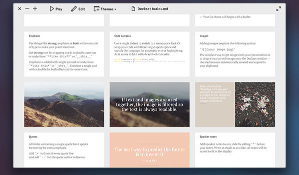 Deckset — Beautiful Presentations Powered by Markdown