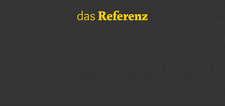 das Referenz — Wikipedia on your iPad