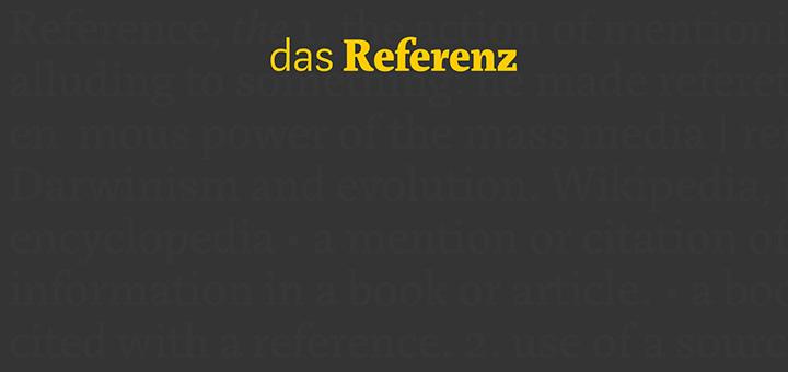 das Referenz — Wikipedia on your iPad